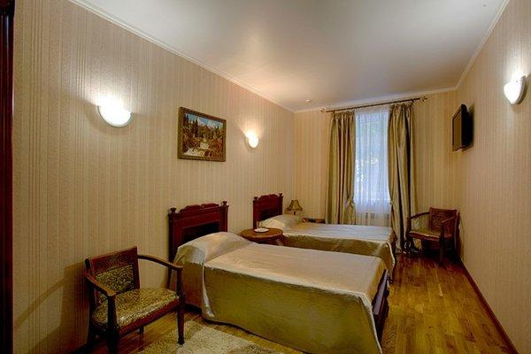 Гостиница «Олимп», Сухум