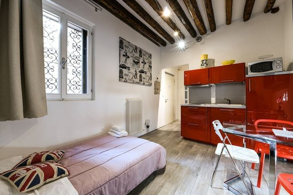 Riva Di Biasio Apartment - Mfm Home - фото 11