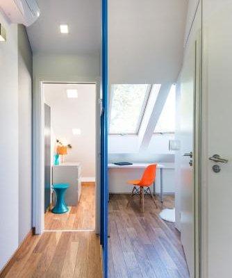 Apartment in Podgorze - фото 11