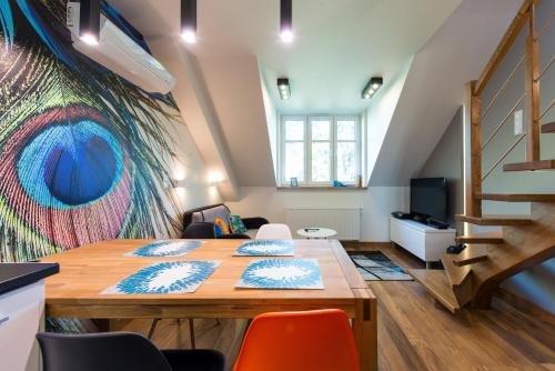 Apartment in Podgorze - фото 3