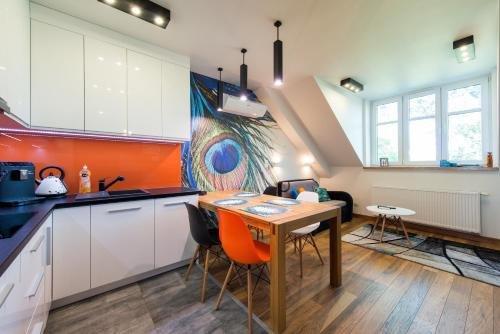 Apartment in Podgorze - фото 8