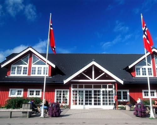 Turistsenteret Hotel, Стокмаркнес