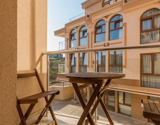 Отель Sea Palace Sozopol - фото 17