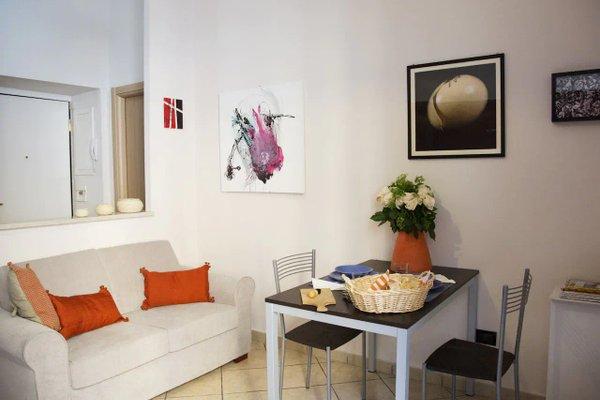 Oxilia Art Apartment - фото 13