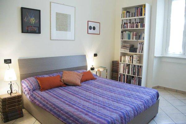 Oxilia Art Apartment - фото 1
