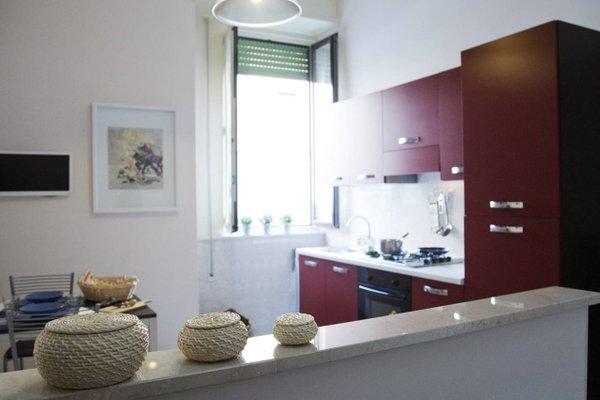 Oxilia Art Apartment - фото 8