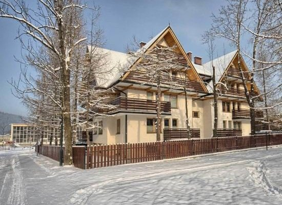 VisitZakopane Lemon Apartment - фото 11