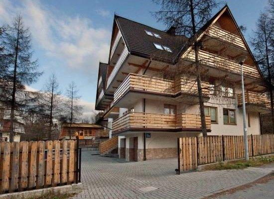 VisitZakopane Lemon Apartment - фото 5