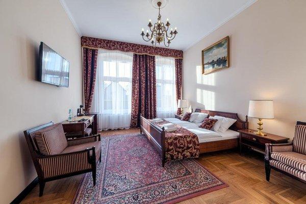 Гостиница «Palac Klanino», Kłanino