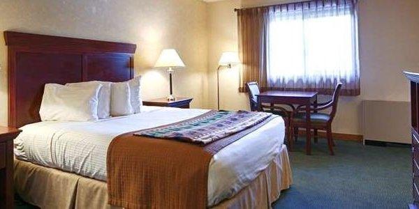 Гостиница «Best Western Lake Lucille Inn», Уасилла