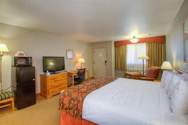 Отель «Best Western Foothills Inn», Маунтин-Хом