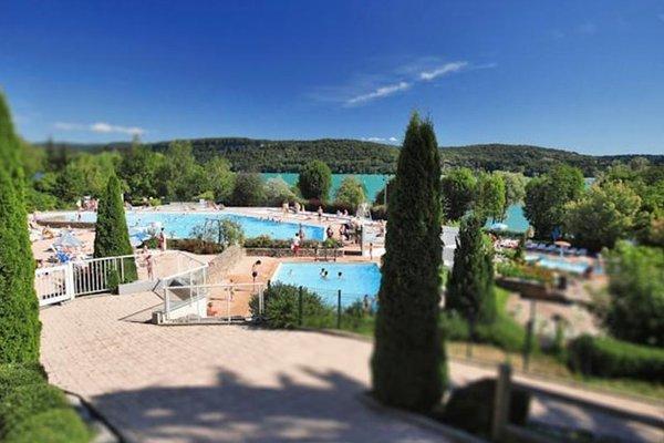 Гостиница «Camping Castel La Pergola», Uxelles