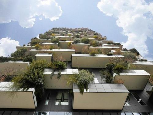 Bosco Verticale Halldis Apartments - фото 20