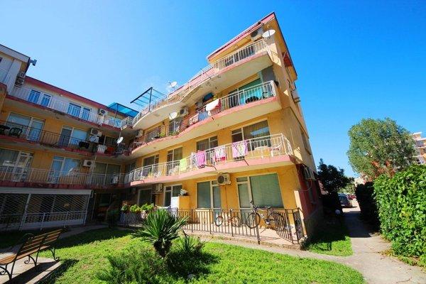 Menada Alfa Apartments - фото 12