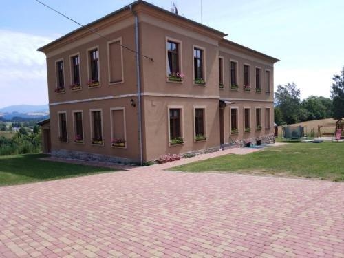 Pension Stara skola Vysoke Zibridovice - фото 11