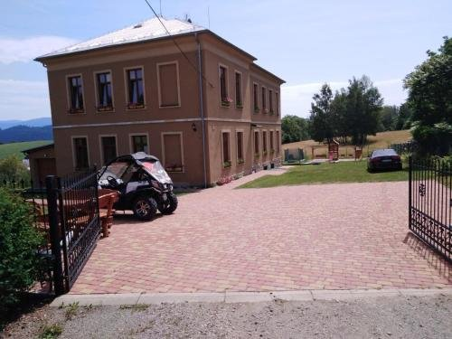 Pension Stara skola Vysoke Zibridovice - фото 2