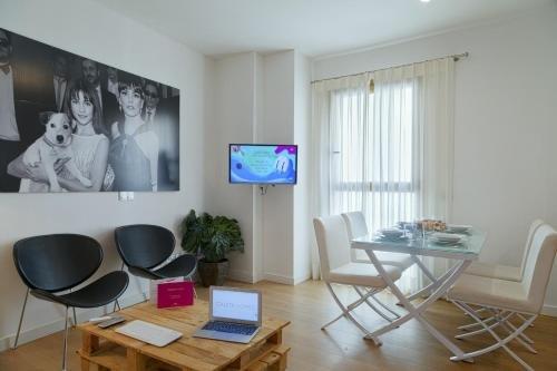 Apartamentos Pompidou - фото 5