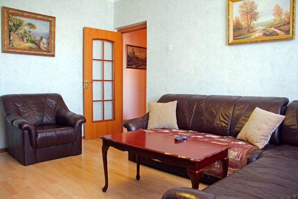 Большая квартира на набережной, Нижневартовск