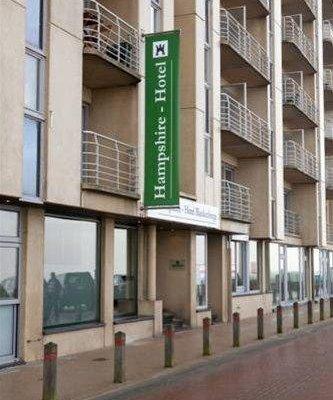 Aparthotel Blankenberge - фото 20