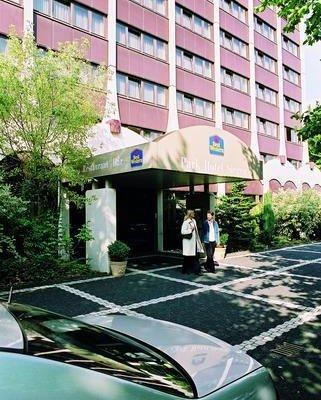 Best Western Park Siegen Hotel - фото 13