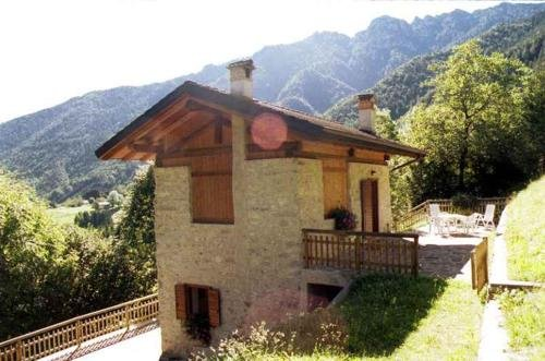 One-Bedroom Holiday home in Tiarno di Sotto I - фото 12