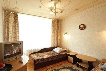 Отель «Киев», Алушта