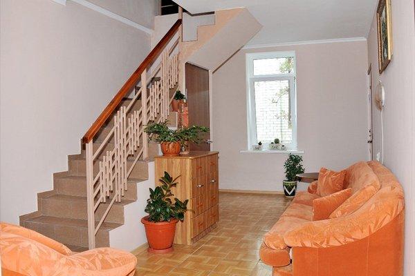 Гостиница «Минутка», Лазаревское