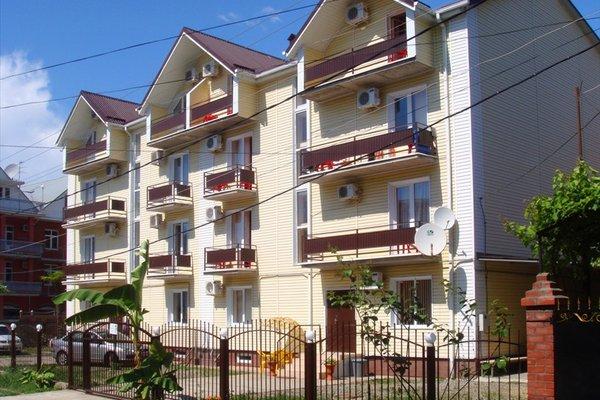 Гостиница «Лето», Лазаревское