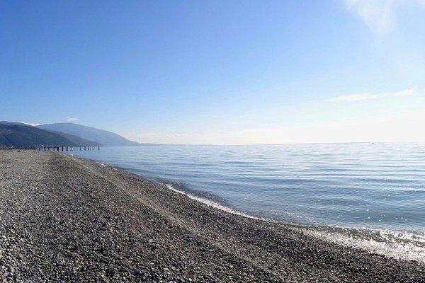 Гостевой дом «Джугелия», Цандрыпш