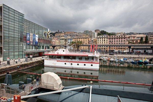 Aquario Genova Suite - фото 16