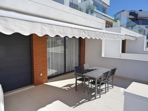Apartment Orihuela Costa Golf 650 - фото 16
