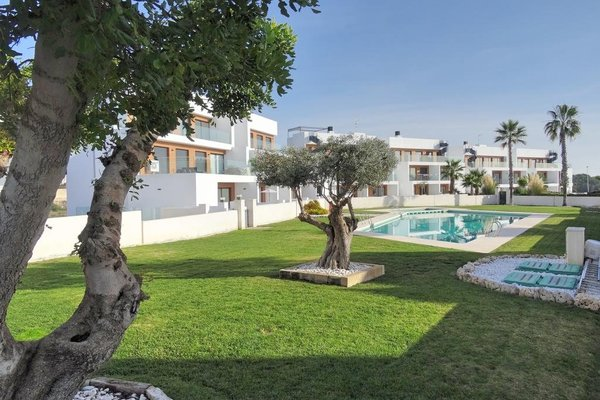 Apartment Orihuela Costa Golf 650 - фото 20