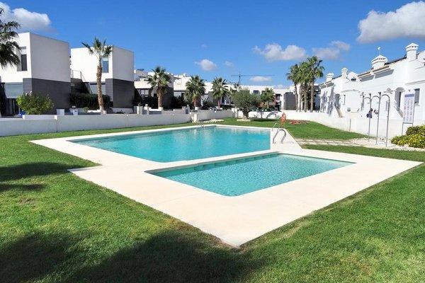 Apartment Orihuela Costa Golf 650 - фото 21