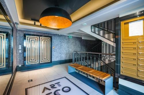 Apartament Art Deco Gdynia - фото 13