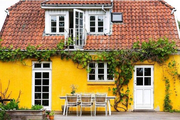 Romantic style north of Copenhagen, Хиллерёд