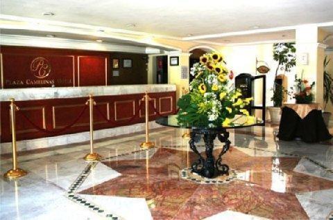 Plaza Camelinas Hotel - фото 7
