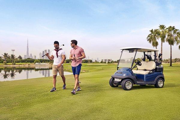 The Meydan Hotel - фото 20