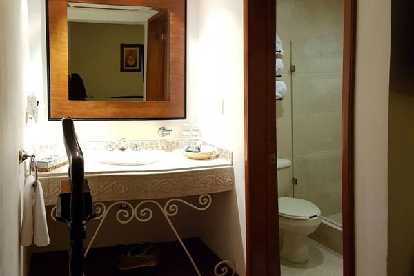 Hotel Casa Divina Oaxaca - фото 14
