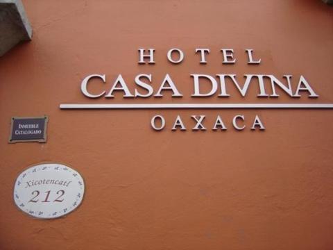 Hotel Casa Divina Oaxaca - фото 17