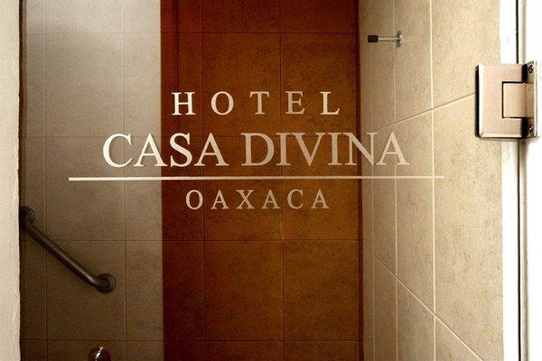 Hotel Casa Divina Oaxaca - фото 19