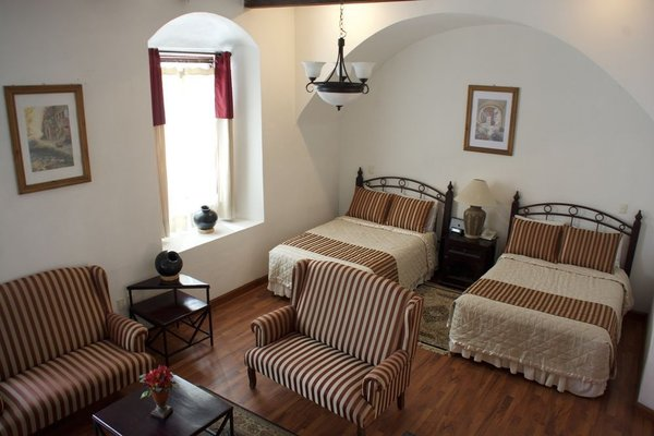 Hotel Casa Divina Oaxaca - фото 2