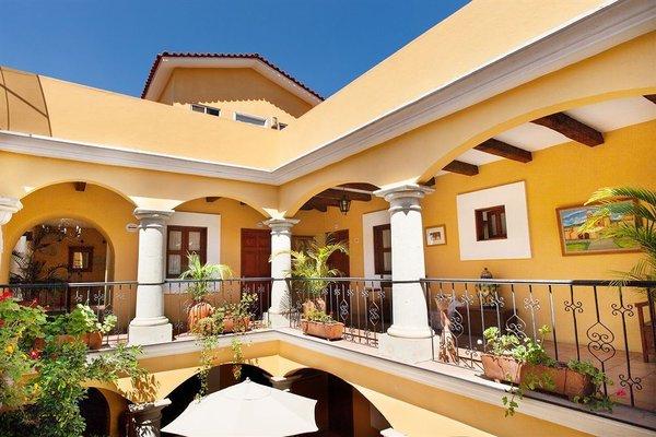Hotel Casa Divina Oaxaca - фото 22
