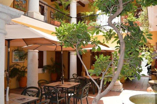 Hotel Casa Divina Oaxaca - фото 23