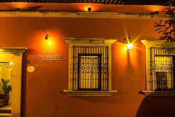 Hotel Casa Divina Oaxaca - фото 5