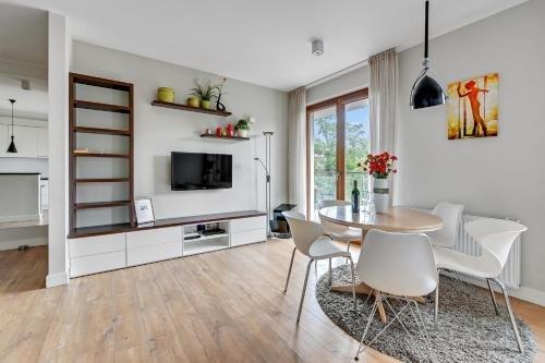 Luxury Bianco Apartament - фото 29