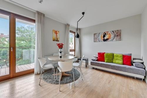 Luxury Bianco Apartament - фото 10