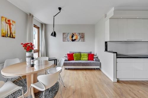 Luxury Bianco Apartament - фото 13