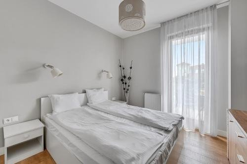 Luxury Bianco Apartament - фото 16