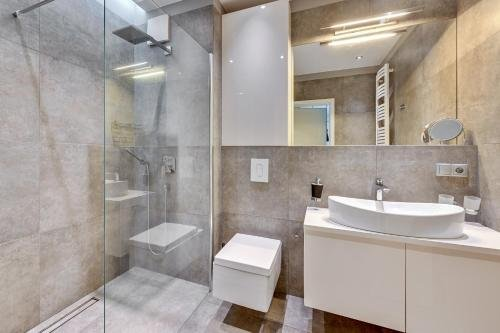 Luxury Bianco Apartament - фото 17