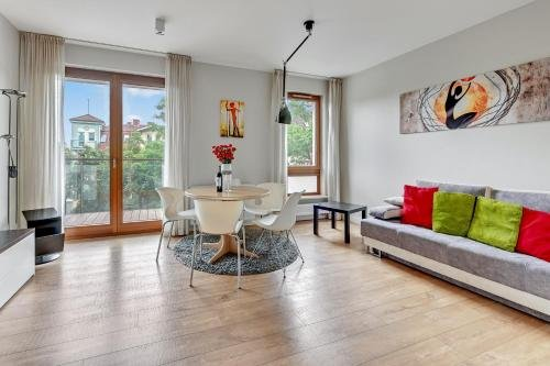 Luxury Bianco Apartament - фото 18